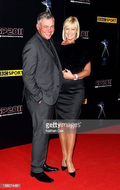 Darren Clarke attends the awards ceremony for BBC Sports Personality of the Year 2011 at Media City UK on December 22 2011 in Manchester England