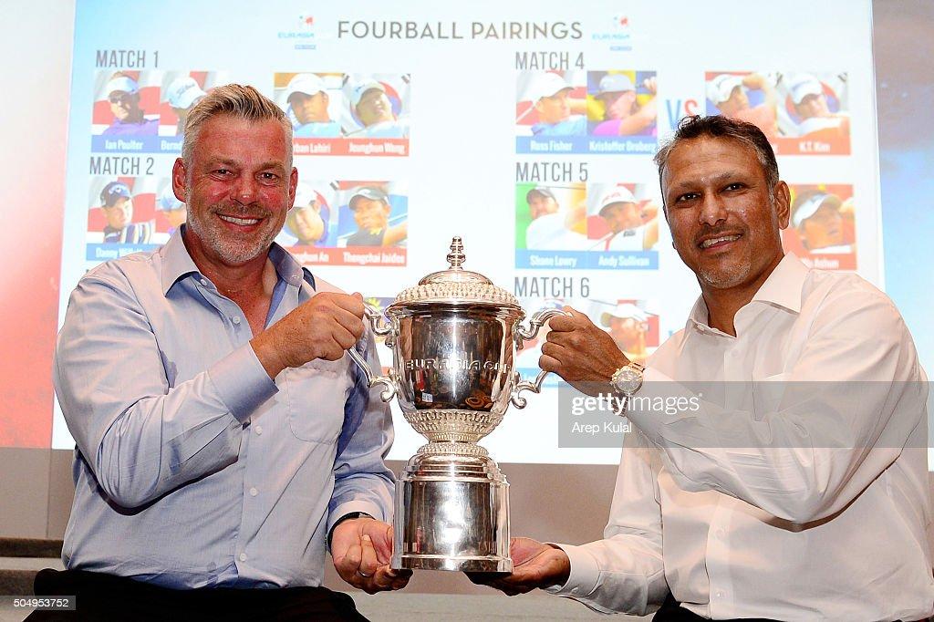 EurAsia Cup presented by DRB-HICOM - Previews
