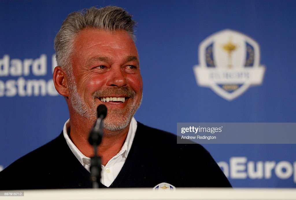 Europe Ryder Cup Press Conference : News Photo