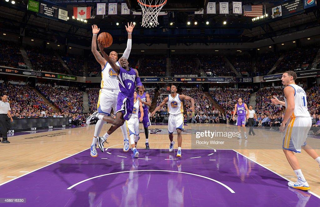 Golden State Warriors v Sacramento Kings : News Photo