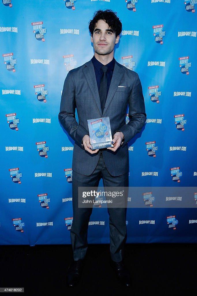 2015 Broadway.com Audience Choice Awards : News Photo