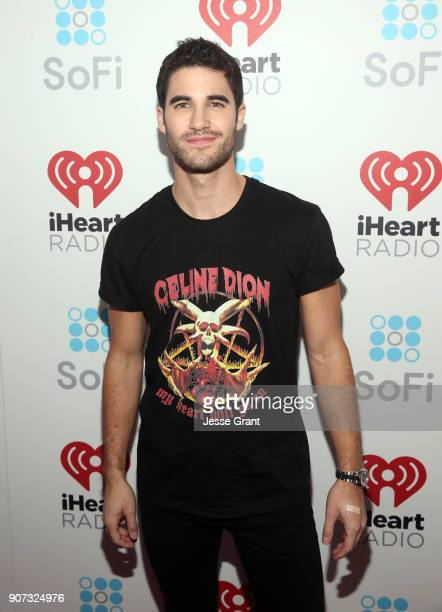 Darren Criss attends iHeartRadio ALTer Ego 2018 at The Forum on January 19 2018 in Inglewood United States
