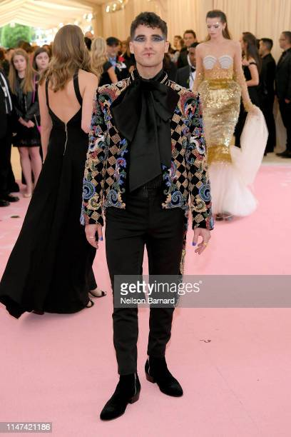 Darren Criss attends The 2019 Met Gala Celebrating Camp: Notes on Fashion at Metropolitan Museum of Art on May 06, 2019 in New York City.