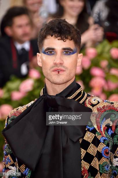 Darren Criss attends The 2019 Met Gala Celebrating Camp Notes on Fashion at Metropolitan Museum of Art on May 06 2019 in New York City