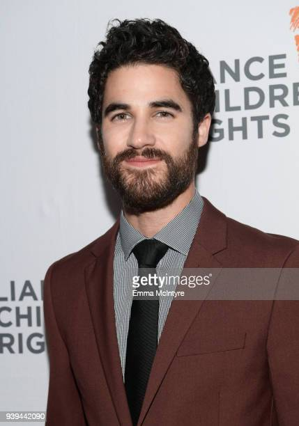 Darren Criss attends The Alliance For Children's Rights 26th Annual Dinner at The Beverly Hilton Hotel on March 28 2018 in Beverly Hills California