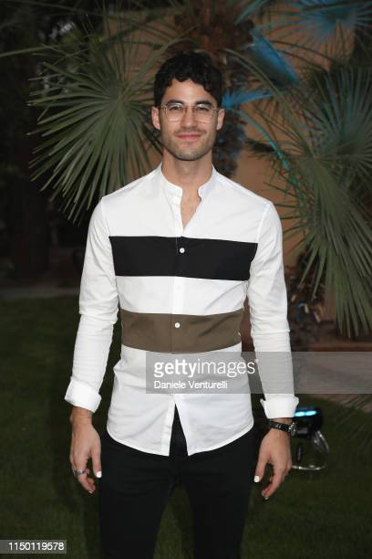 Darren Criss attends the Filming Italy Sardegna Festival 2019 Day 2 at Forte Village Resort on June 14, 2019 in Cagliari, Italy.