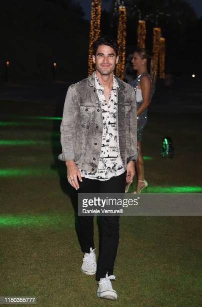 Darren Criss attends the Filming Italy Sardegna Festival 2019 Day 4 at Forte Village Resort on June 16 2019 in Cagliari Italy
