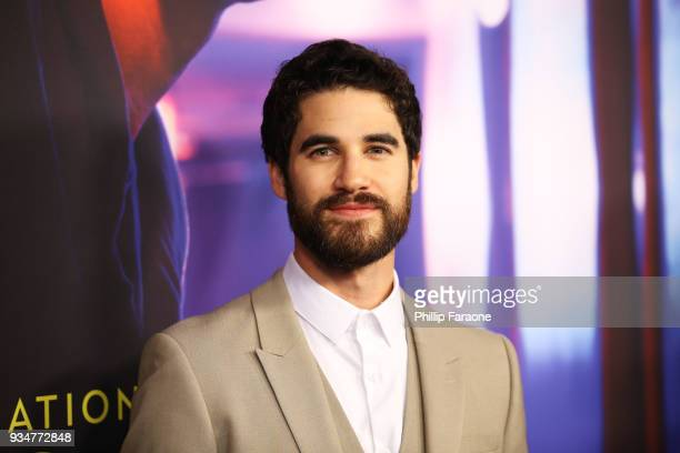 Darren Criss attends the For Your Consideration Event for FX's The Assassination of Gianni Versace American Crime Story at DGA Theater on March 19...