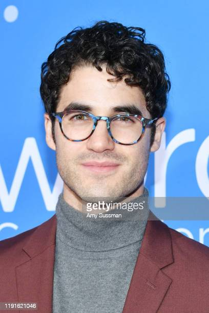 Darren Criss attends the premiere of Showtime's The L Word Generation Q at Regal LA Live on December 02 2019 in Los Angeles California