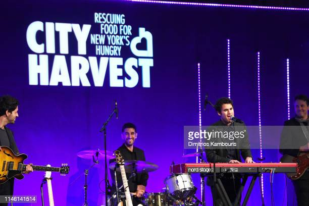Darren Criss performs onstage at City Harvest: The 2019 Gala on April 30, 2019 at Cipriani 42nd Street in New York City.