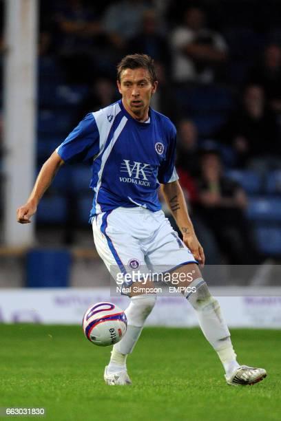 Darren Currie Chesterfield