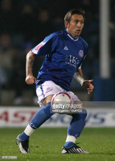 Darren Currie Chesterfield