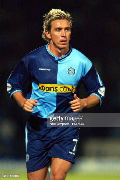 Darren Currie Wycombe Wanderers