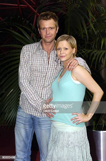 Darren Day and Suzanne Shaw