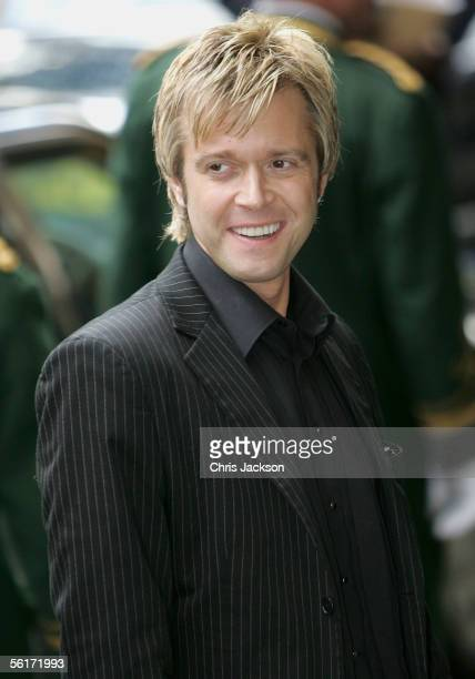 Darren Day attends Closer's Young Heroes 2005 award ceremony the magazine's annual awards recognising brave and inspirational youngsters at The...