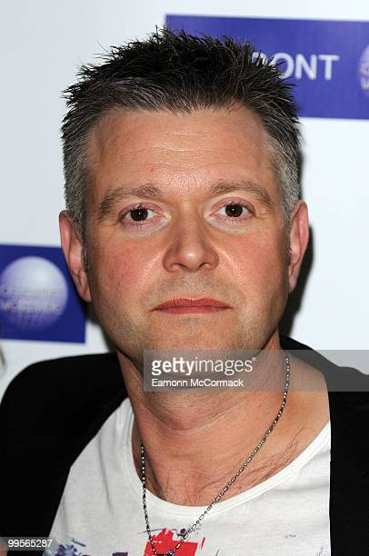 Darren Day attends the UK film premiere of 'Bob The Builder The Legend Of The Golden Hammer' at Vue Leicester Square on May 15 2010 in London England