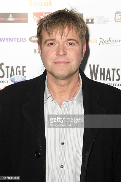 Darren Day attends the Whatsonstagecom Theare Awards nominations launch at Cafe de Paris on December 7 2012 in London England