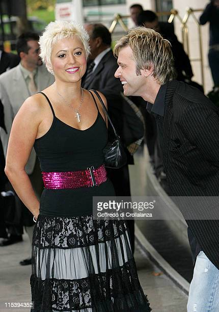 Darren Day during 2005 Closer's Young Heroes Awards at The Dorchester in London Great Britain
