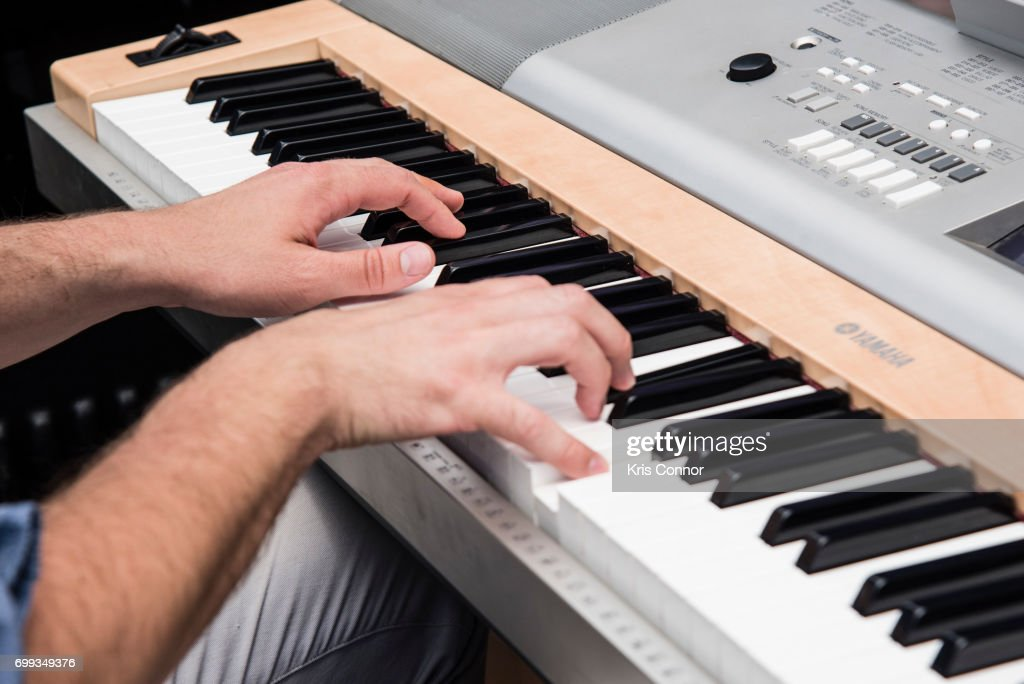 Make Music Day New York: Ella Fitzgerald Piano Bar Throughout Historic Harlem : News Photo