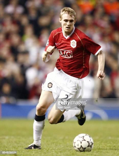 Darren FLETCHER Manchester United / Milan Ac 1/2 finale Champions League