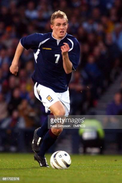Darren Fletcher Scotland