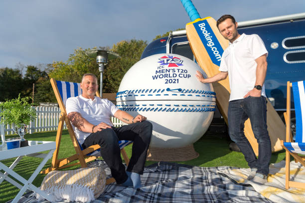 GBR: Booking.com Ultimate Cricket Stay Media Launch