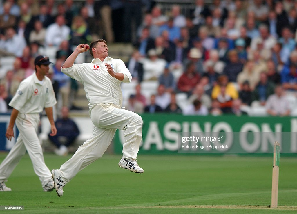 England v South Africa , 2nd Test, Lord's, Jul 03 : News Photo