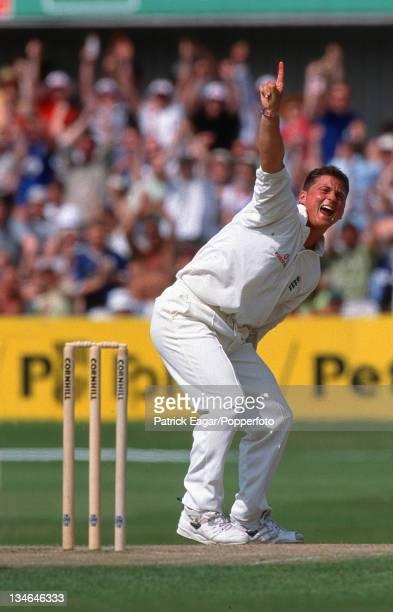 Darren Gough England v South Africa 5th Test Headingley Aug 98