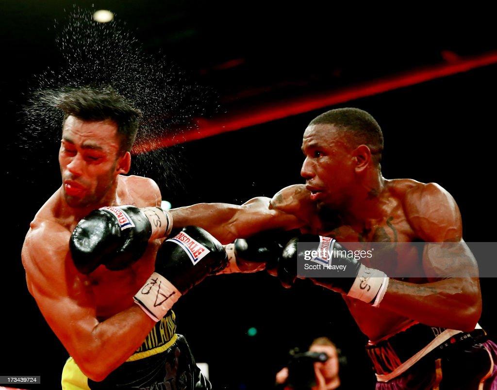 David Price v Tony Thompson - International Heavyweight Fight : News Photo