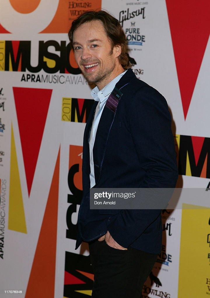 APRA Music Awards 2011 : News Photo