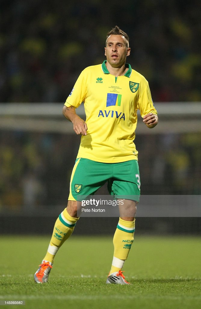 Norwich City v Celtic - Adam Drury Testimonial Match