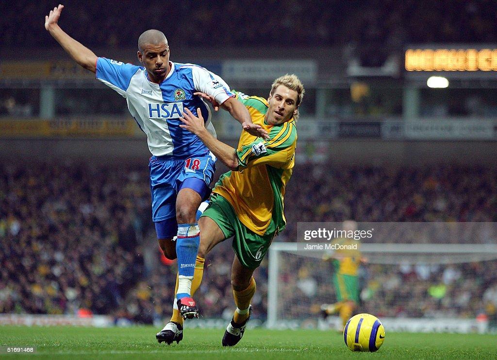 Norwich City v Blackburn Rovers : News Photo