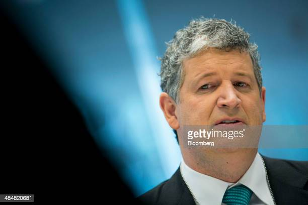 Darren Huston, president and chief executive officer of Priceline.com Inc., speaks during an interview in New York, U.S., on Monday, April 14, 2014....