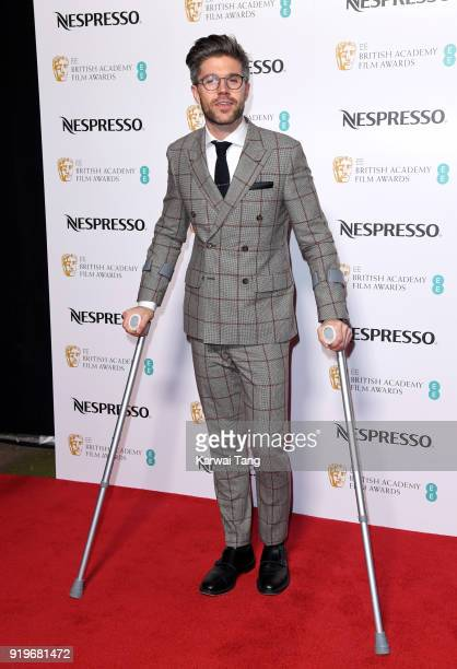 Darren Kennedy attends the EE British Academy Film Awards Nominees Party at Kensington Palace on February 17 2018 in London England