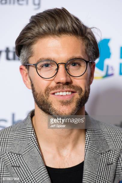 Darren Kennedy attends the Gay Times Honours held at National Portrait Gallery on November 18 2017 in London England
