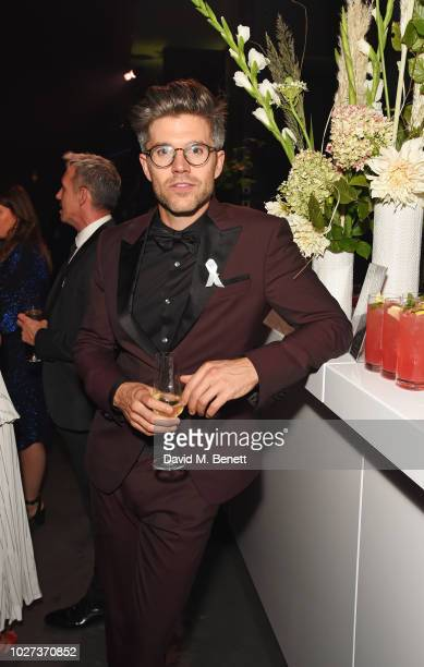 Darren Kennedy attends the GQ Men of the Year Awards 2018 in association with HUGO BOSS at Tate Modern on September 5 2018 in London England