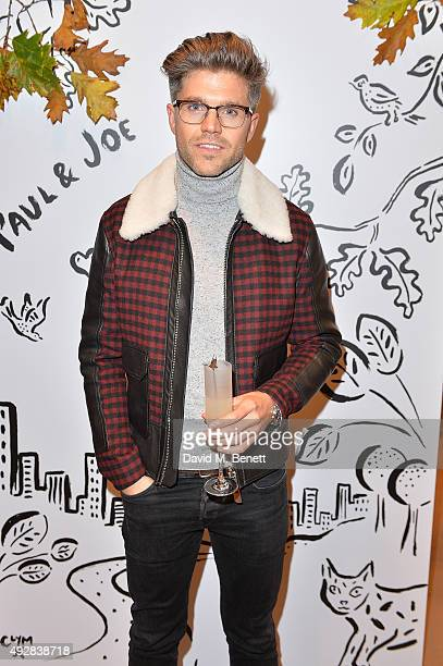 Darren Kennedy attends the launch of the Paul Joe London flagship store hosted by Grey Goose on October 15 2015 in London England