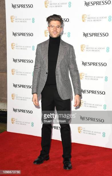 Darren Kennedy attends the Nespresso British Academy Film Awards nominees party at Kensington Palace on February 9 2019 in London England