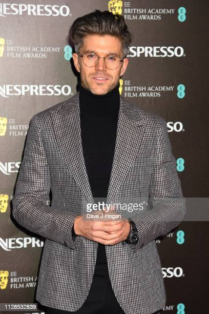 Darren Kennedy attends the Nespresso British Academy Film Awards nominees party at Kensington Palace on February 09 2019 in London England