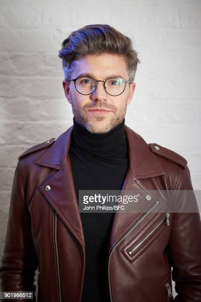 Darren Kennedy attends the River Island x Blood Brother Party during London Fashion Week Men's January 2018 at Hoxton Basement on January 6 2018 in...
