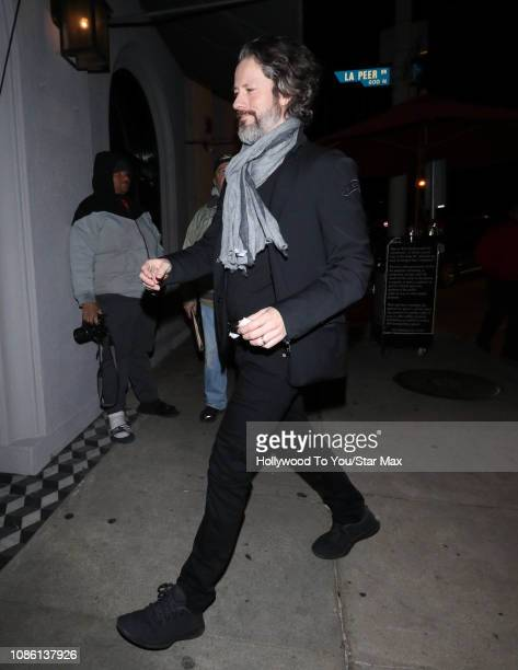 Darren Le Gallo is seen on January 21 2019 in Los Angeles CA