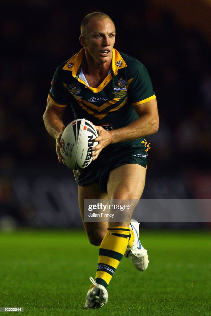 Australia v New Zealand - Four Nations