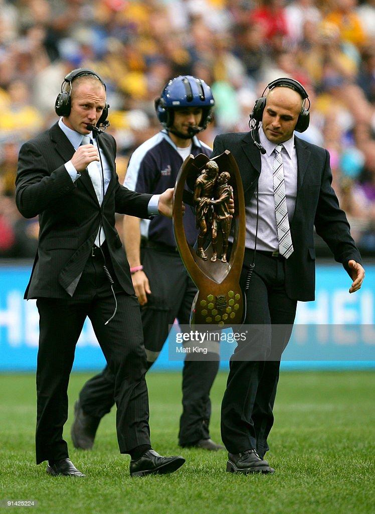 2009 NRL Grand Final - Eels v Storm