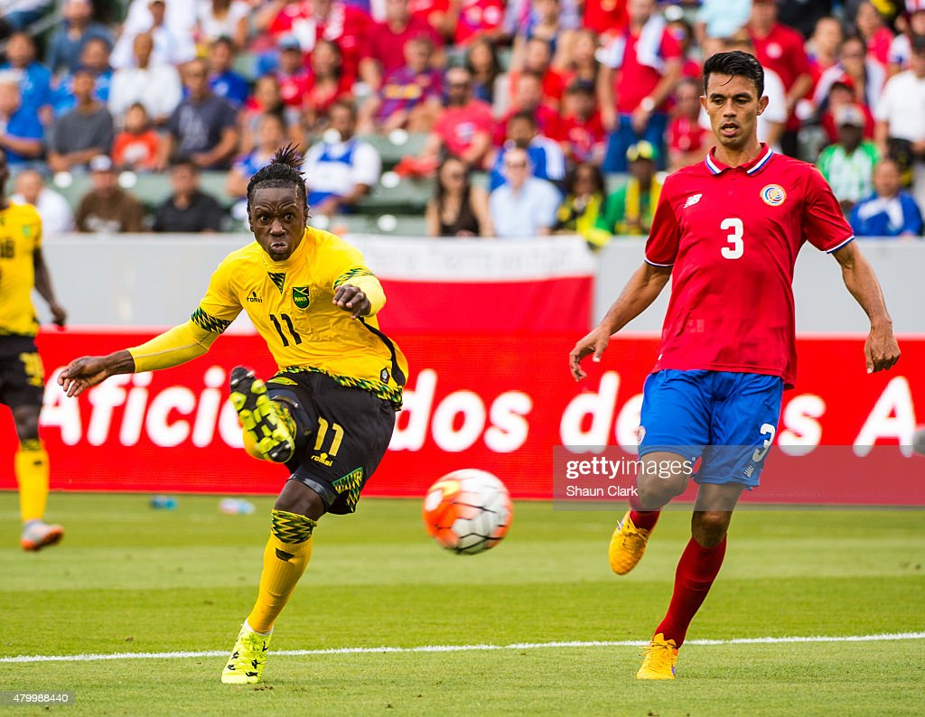 2015 CONCACAF Gold Cup - Group B - Costa Rica v. Jamaica : News Photo