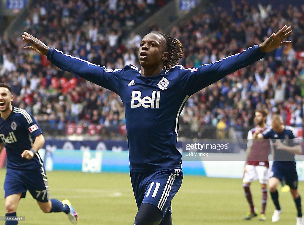 Colorado Rapids v Vancouver Whitecaps FC : News Photo