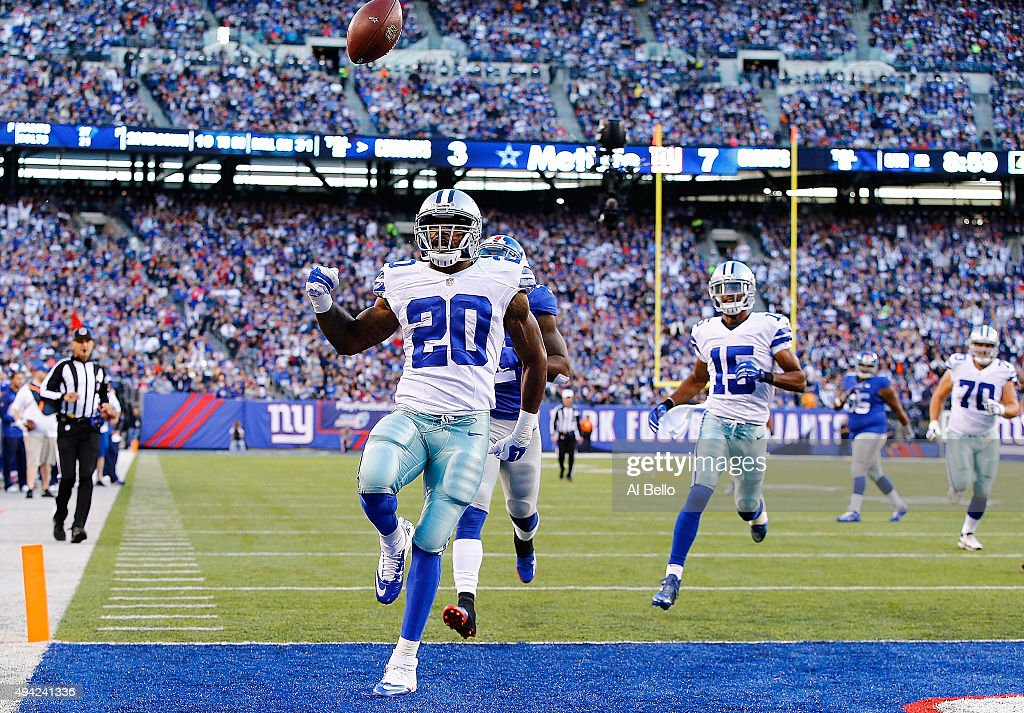 Dallas Cowboys v New York Giants : News Photo