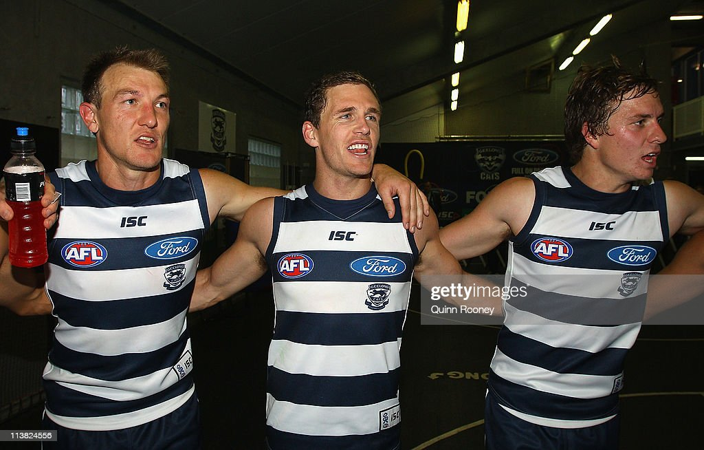 AFL Rd 7 - Geelong v North Melbourne