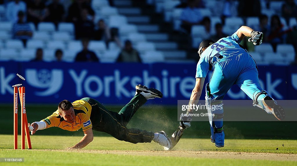 Nottinghamshire v Derbyshire - Friends Life T20