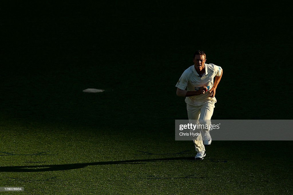 Bulls v Bushrangers - Sheffield Shield: Day 1
