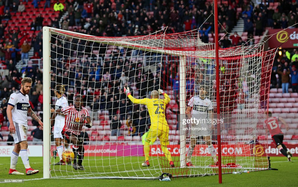 Sunderland v Middlesbrough - Sky Bet Championship : News Photo